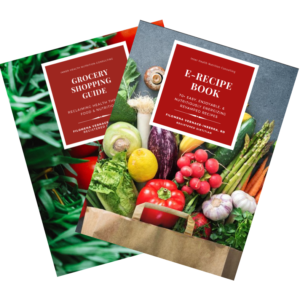 Your Dietitian-Approved Grocery Shopping Guide & Recipe Book Combo [EBOOKS]