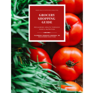 Your Dietitian-Approved Grocery Shopping Guide [EBOOK]